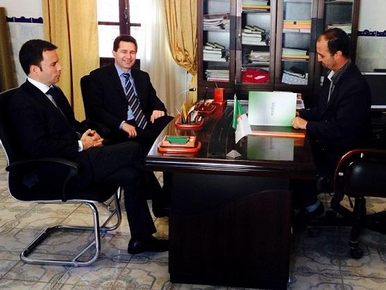 Evalue Asesores sets up in Algeria